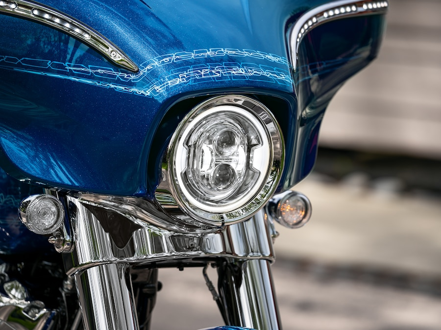 2019 Street Glide Motorcycle Headlight