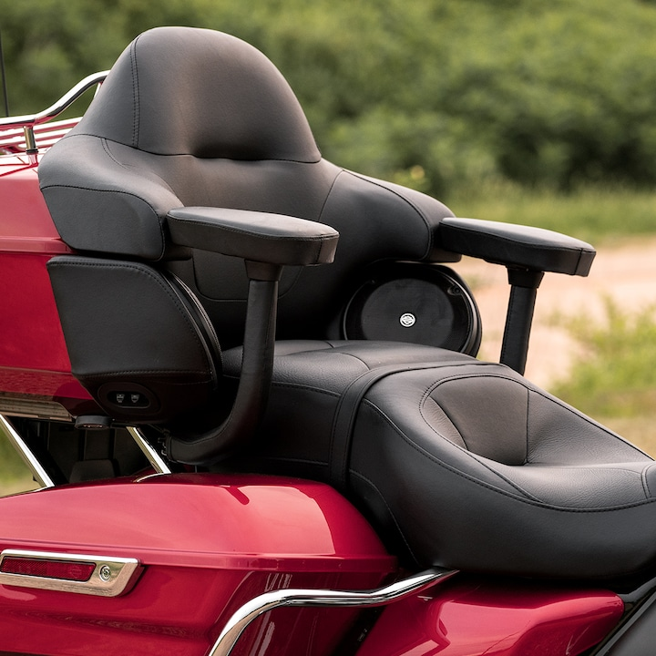 2019 Ultra Limited Motorcycle Seat