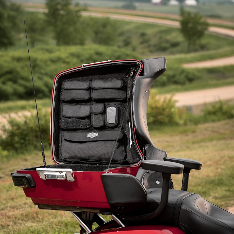 2019 Ultra Limited Motorcycle Top Boxes