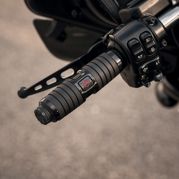 2019 Ultra Limited Motorcycle Handlebar Grip