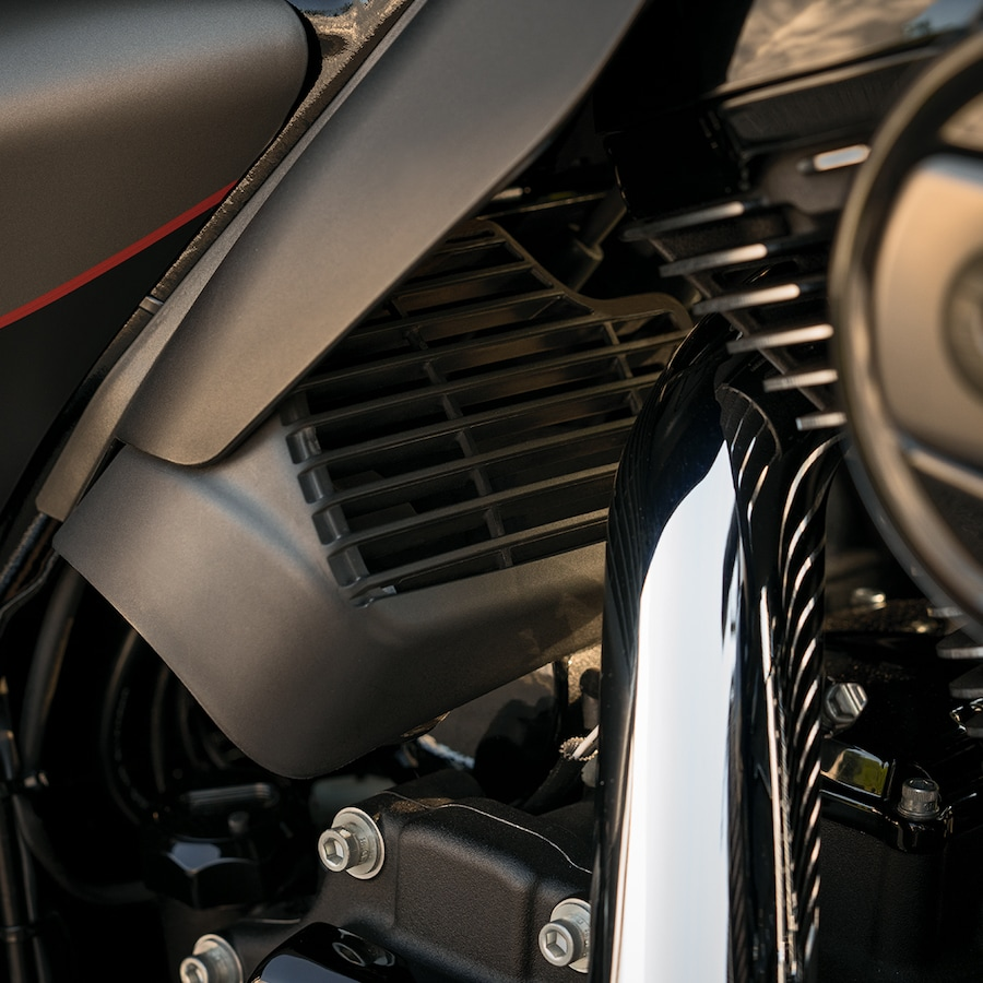 2019 Ultra Limited Motorcycle Engine