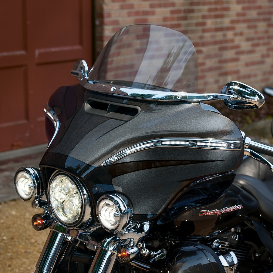 2019 Tri Glide Ultra Motorcycle Headlight