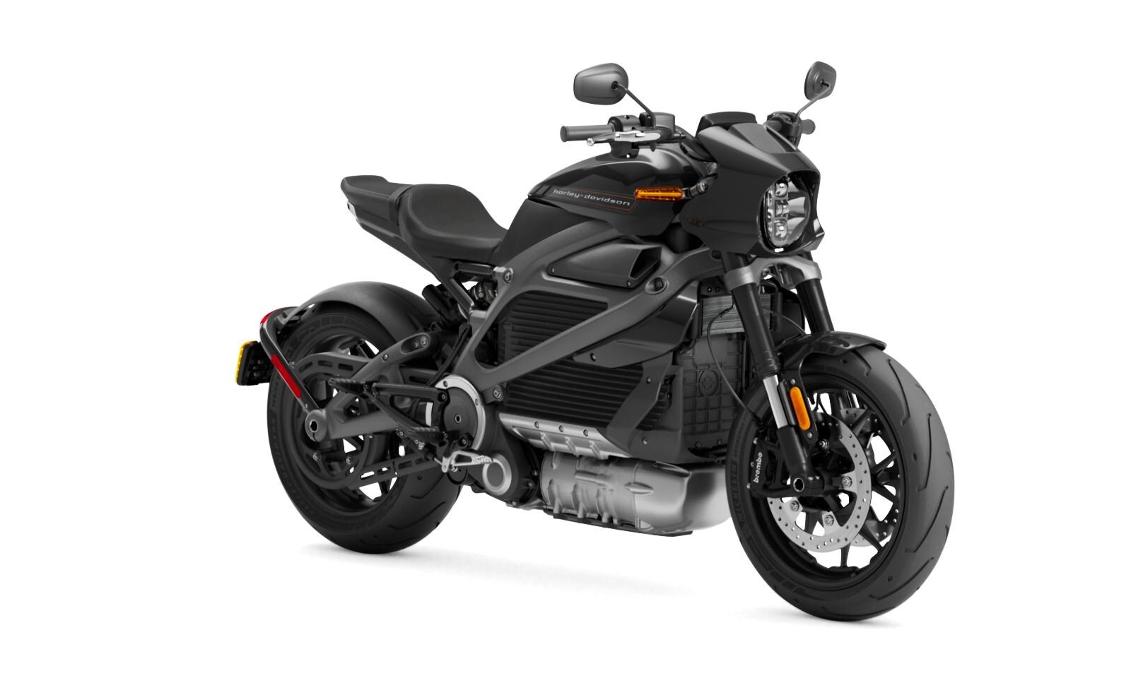 2020 LiveWire Electric Motorcycle | Harley-Davidson USA