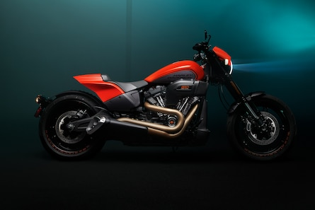 2020 H-D Softail Motorcycle