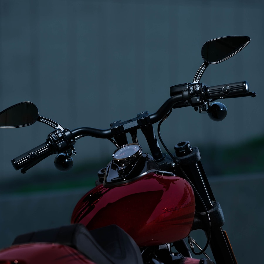 2020 Fat Bob Motorcycle Handlebar