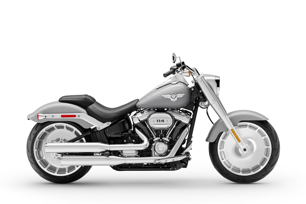 2020 Fat Boy Motorcycle Specs & Pricing | Harley-Davidson USA