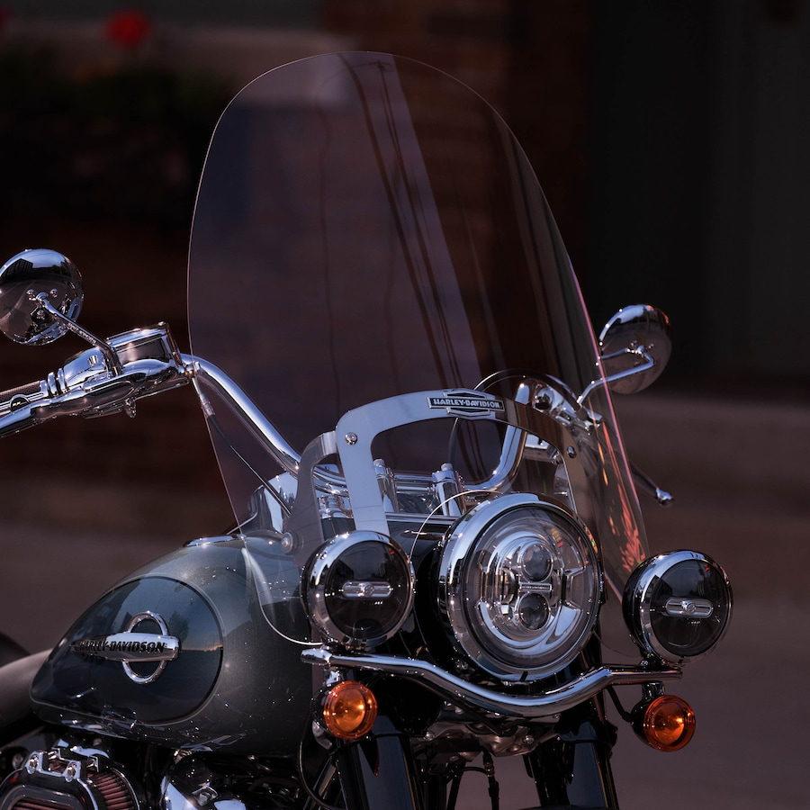2020 Heritage Classic Motorcycle Windshield