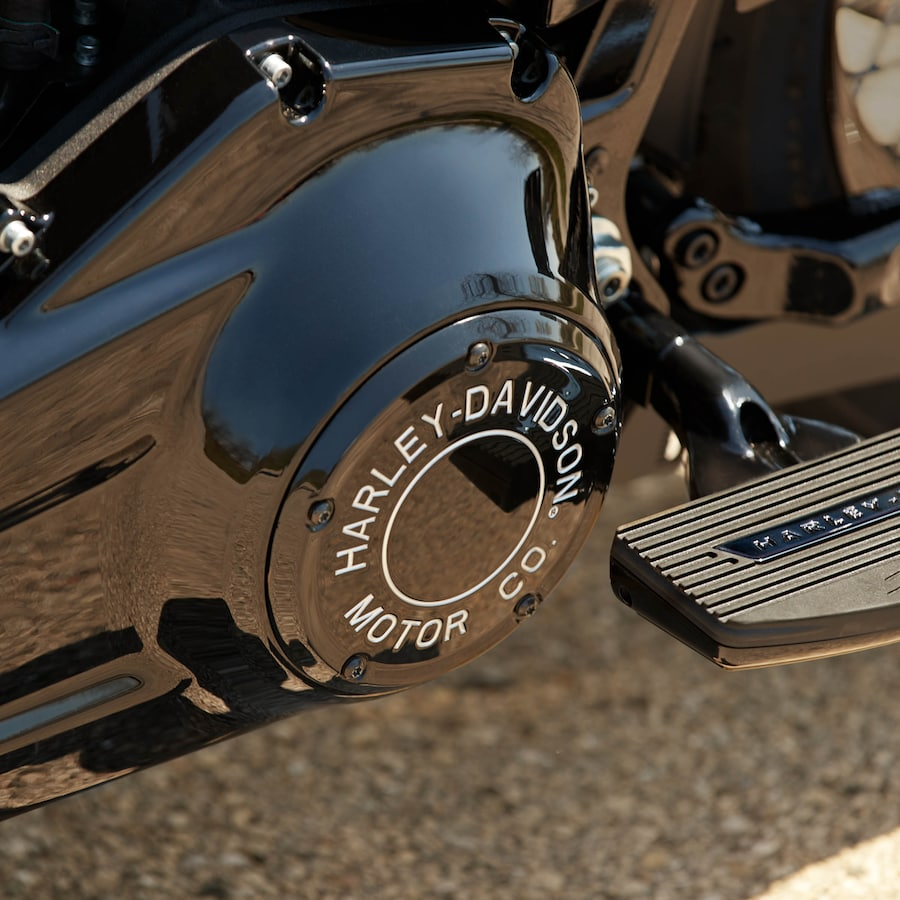 2020 Harley-Davidson Softail Slim Motorcycle coil cover