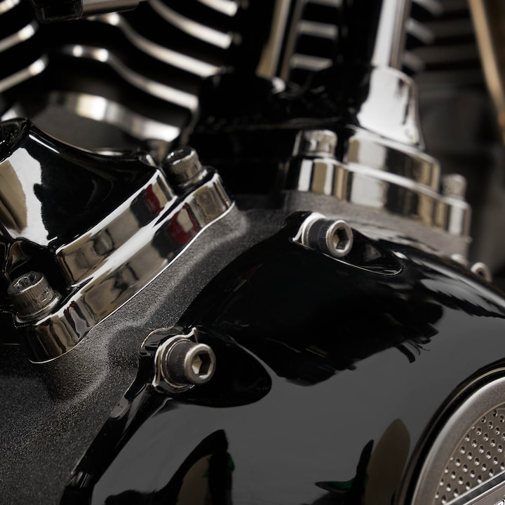 2020 Harley-Davidson Street Bob Custom Motorcycle Engine