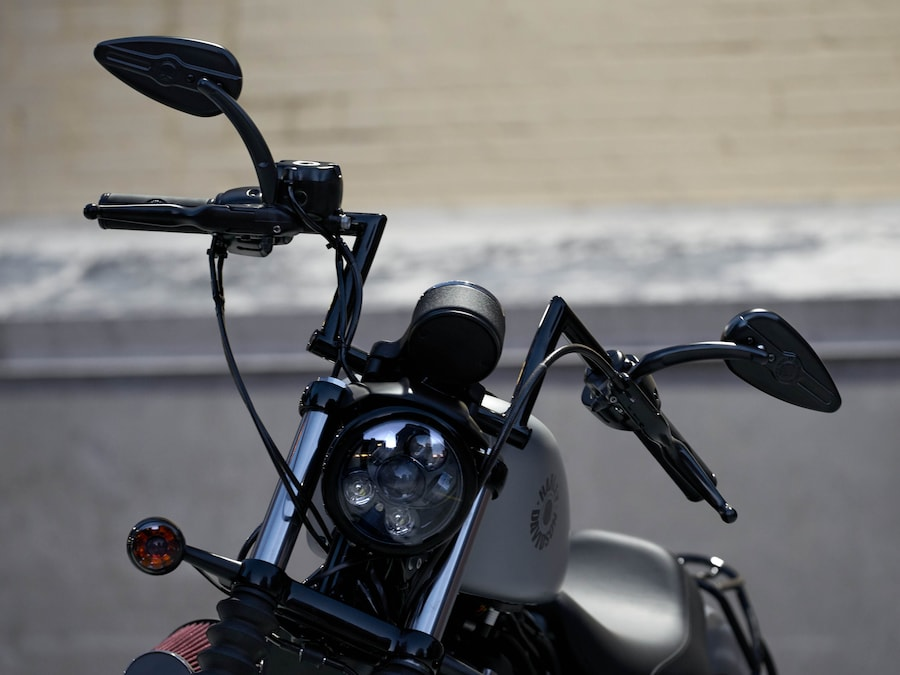 2020 Iron 883 Motorcycle Handle Bars