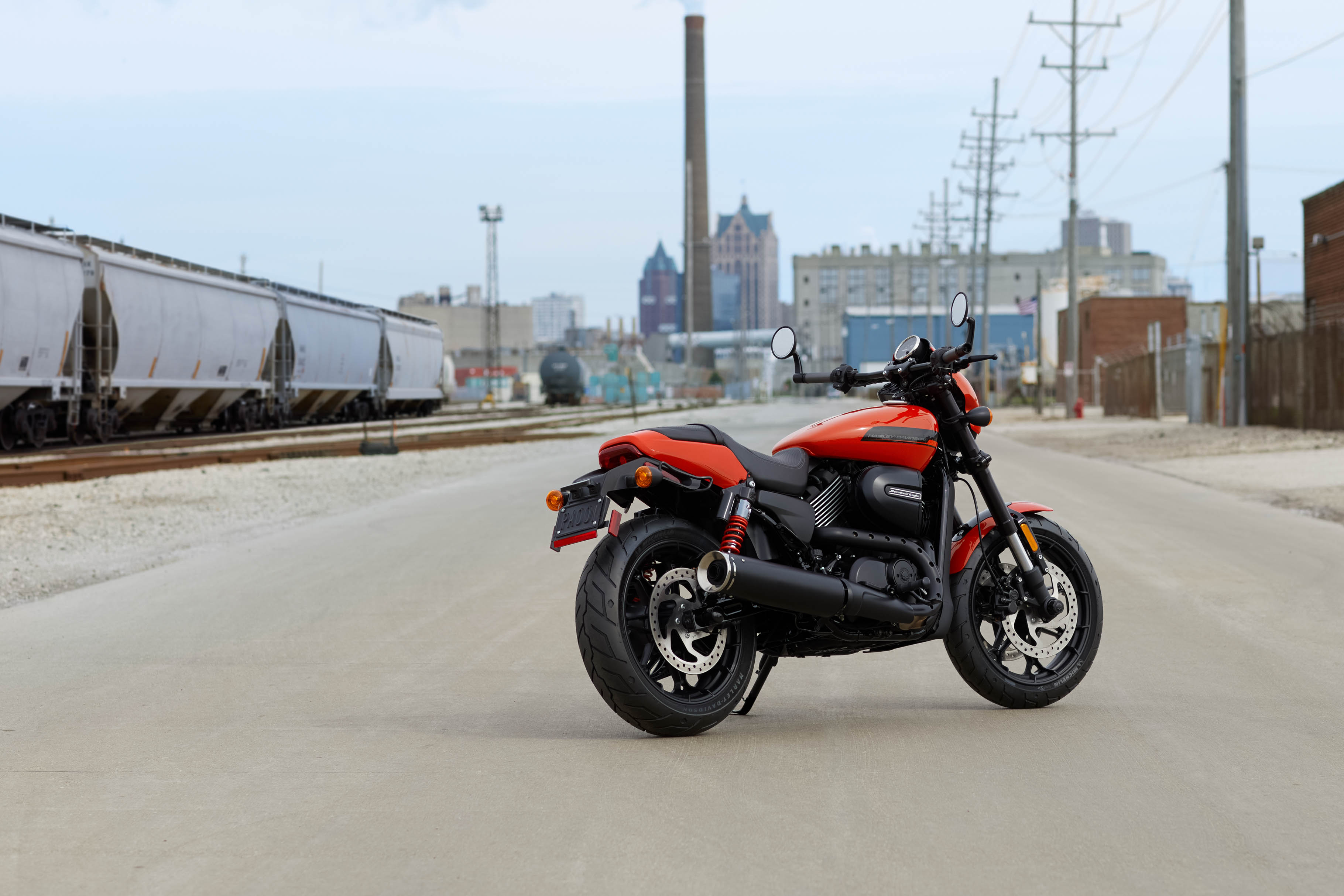 2020 H-D Street Rod Motorcycle