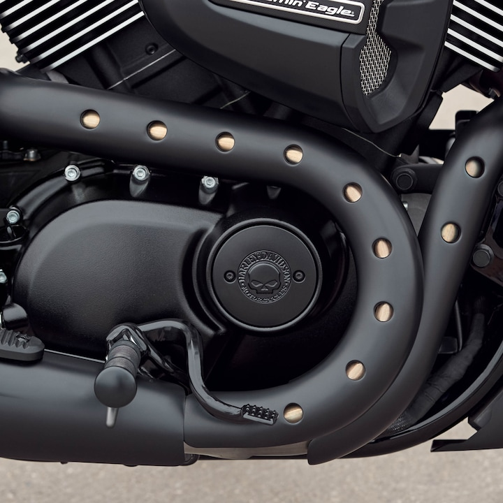 2020 H-D Street Rod motorcycle Exhaust