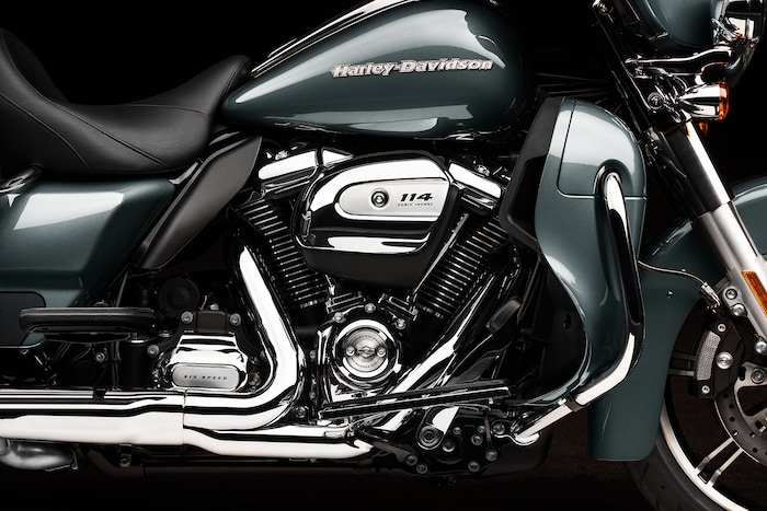 2020 Touring H-D Motorcycle Milwaukee Engine