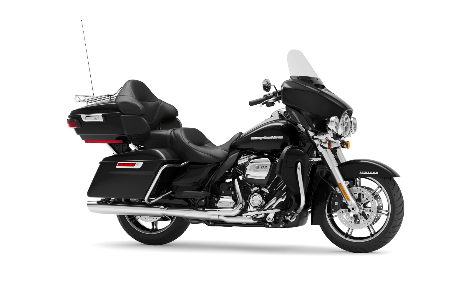 Harley Davidson Motorcycles >> Ultra Limited
