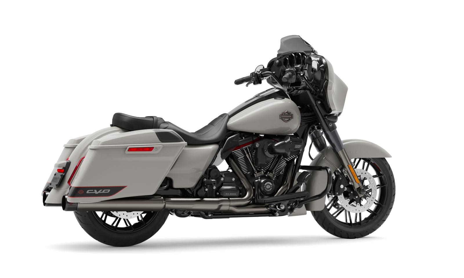 2020 Cvo Street Glide Motorcycle Harley Davidson Brasil