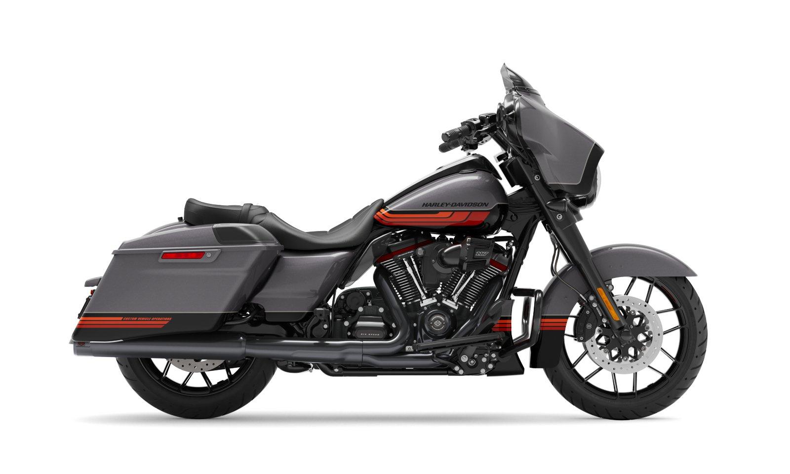 2020 Halloween At Harley Davidson 2020 CVO Street Glide Motorcycle | Harley Davidson USA