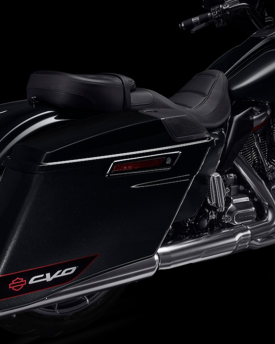 H-D 2020 CVO Street Glide motorcycle