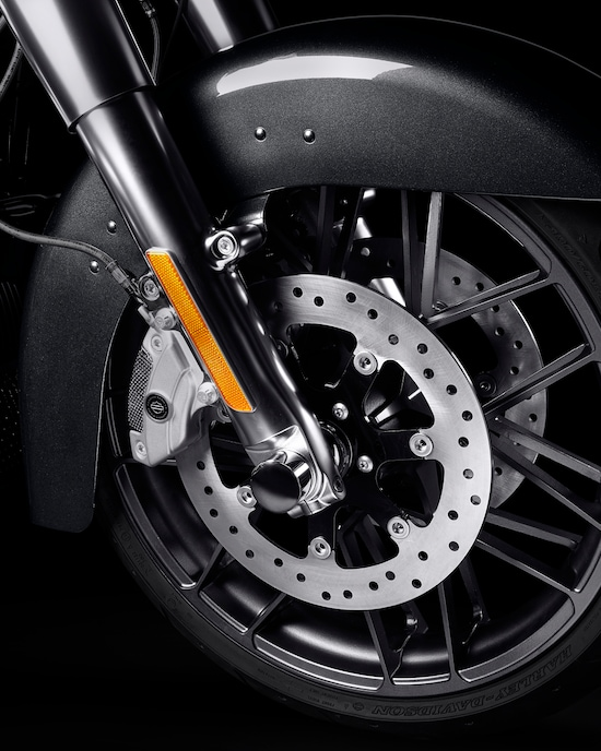 2020 CVO Street Glide wheels