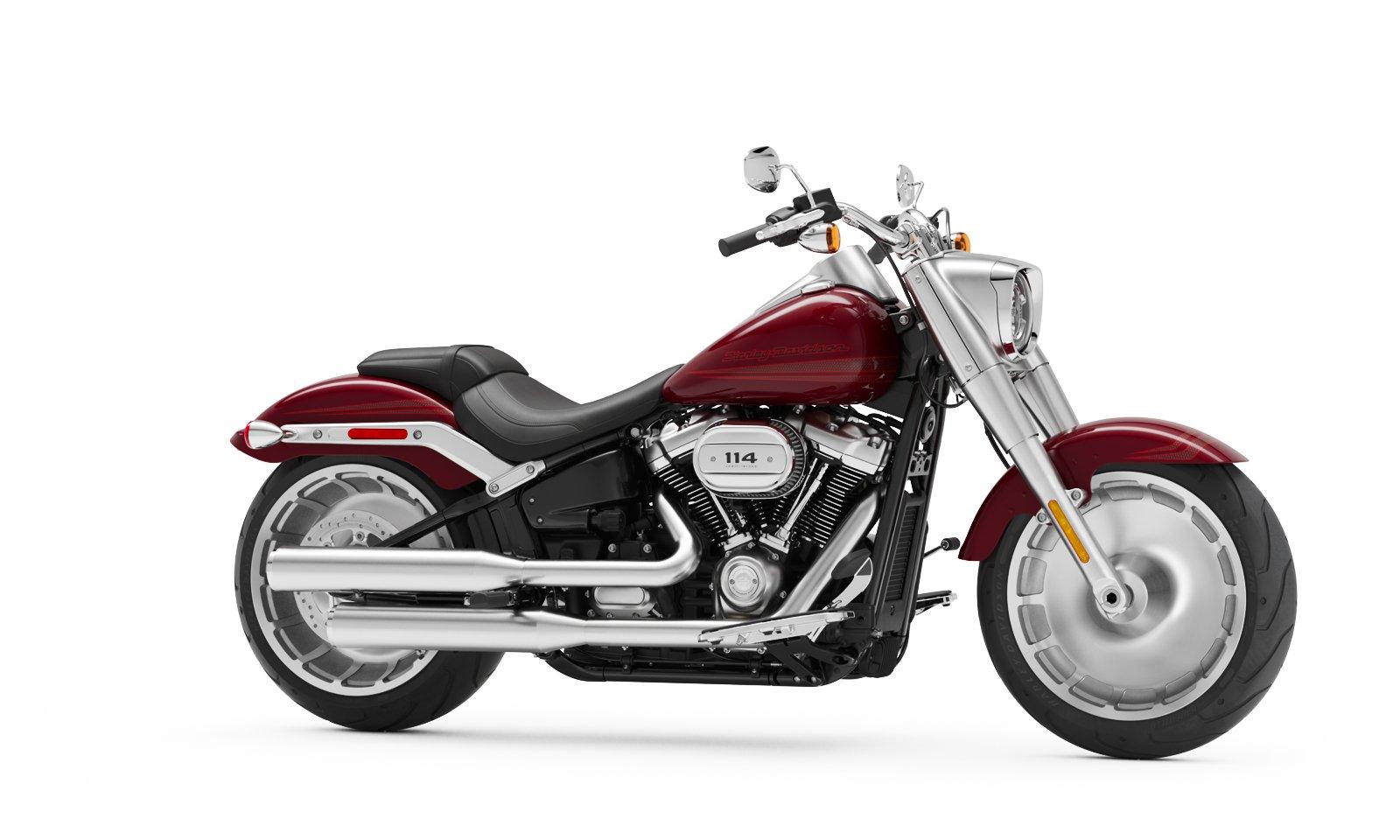 2020 Fat Boy Motorcycle Harley Davidson