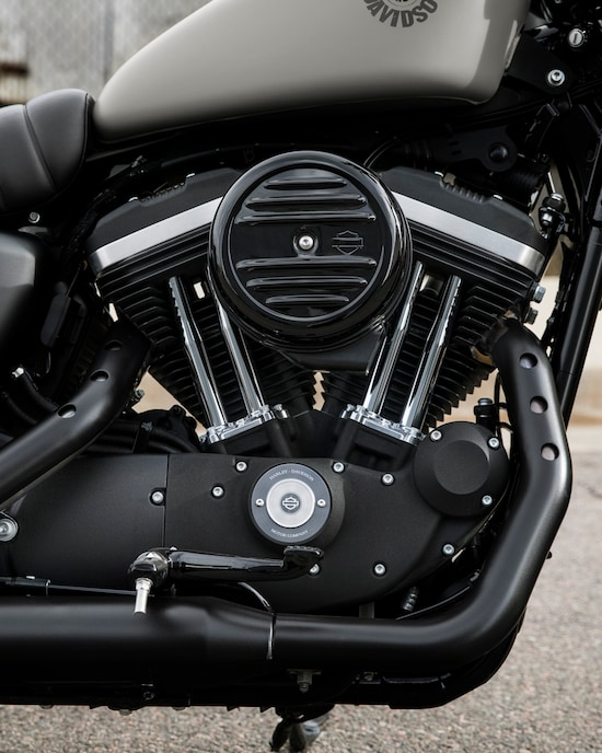 2020 Iron 883 motorcycle Air cooled evolution engine