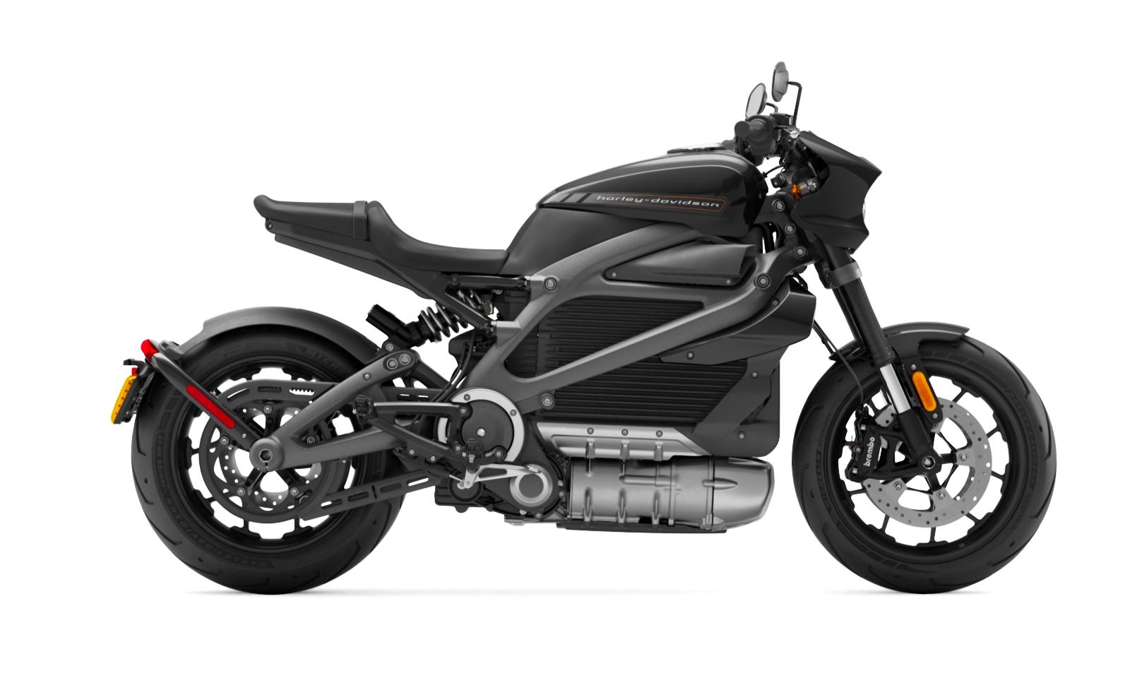N-COM Multimedia Wire Harley Davidson für Harley Davidson schwarz Motorrad