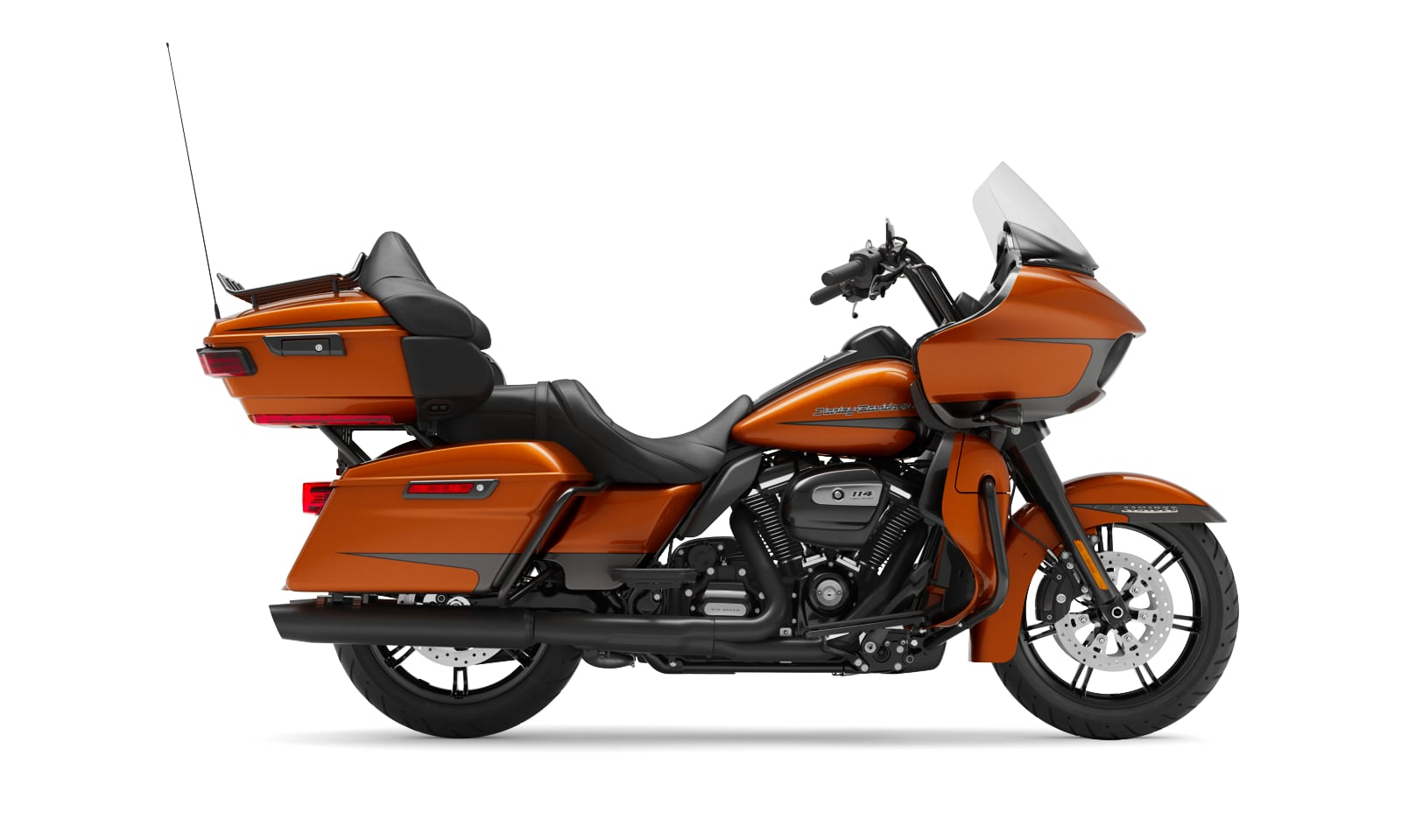 Harley Davidson Performance Orange Paint Code
