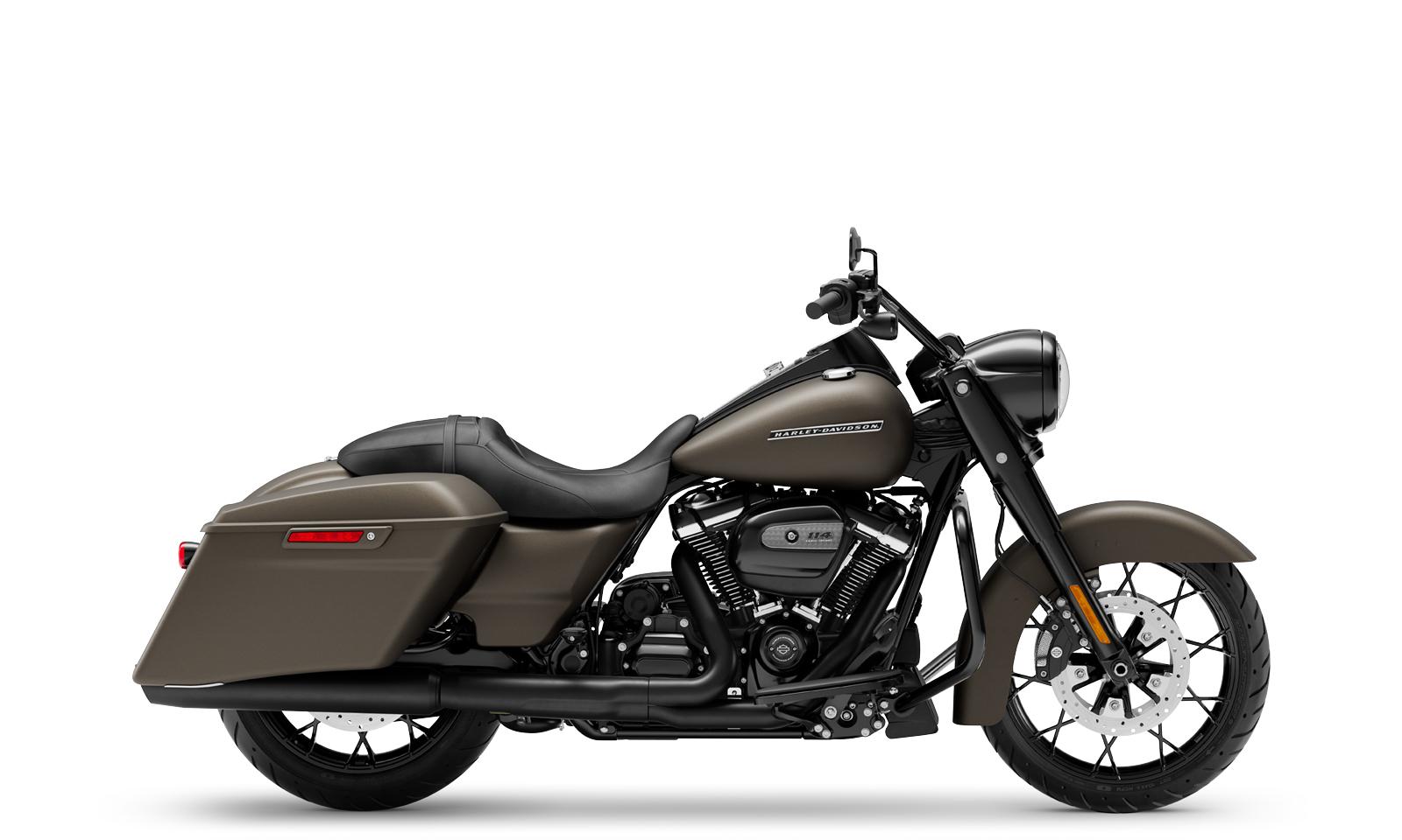 2020 Road King Special Motorcycle Harley Davidson Brasil