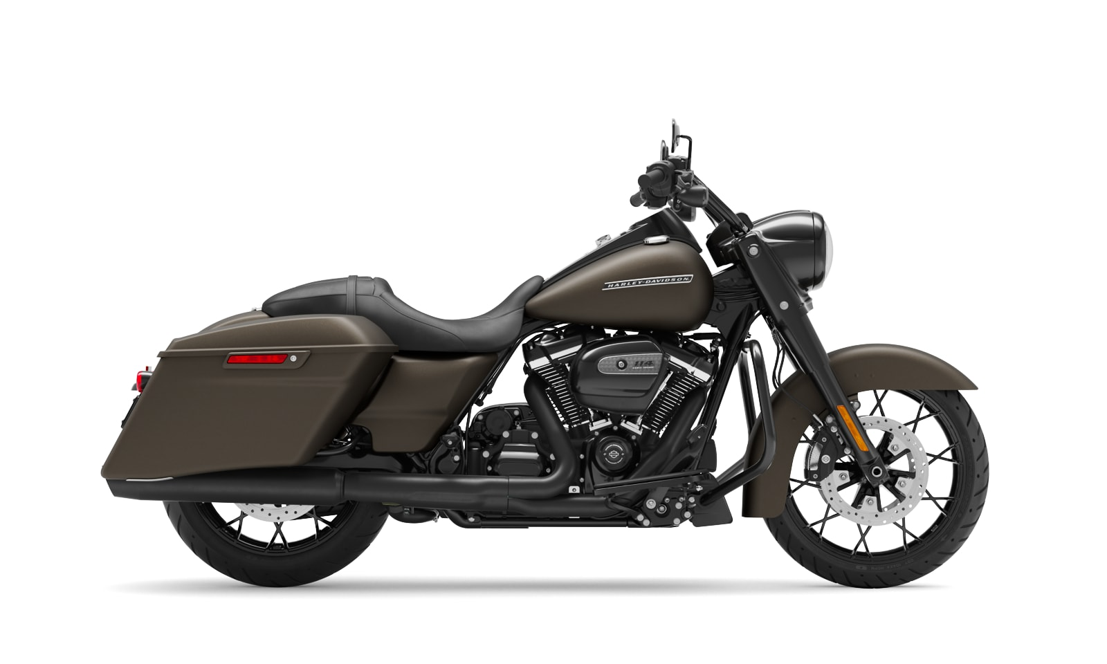 "3 1//4/"" Softail Road King Horizon Beam Harley Davidson Front LED Turn Signals"