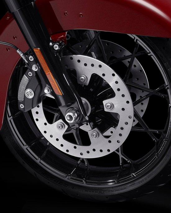 Talon Wheels on a 2020 Street Glide Special motorcycle