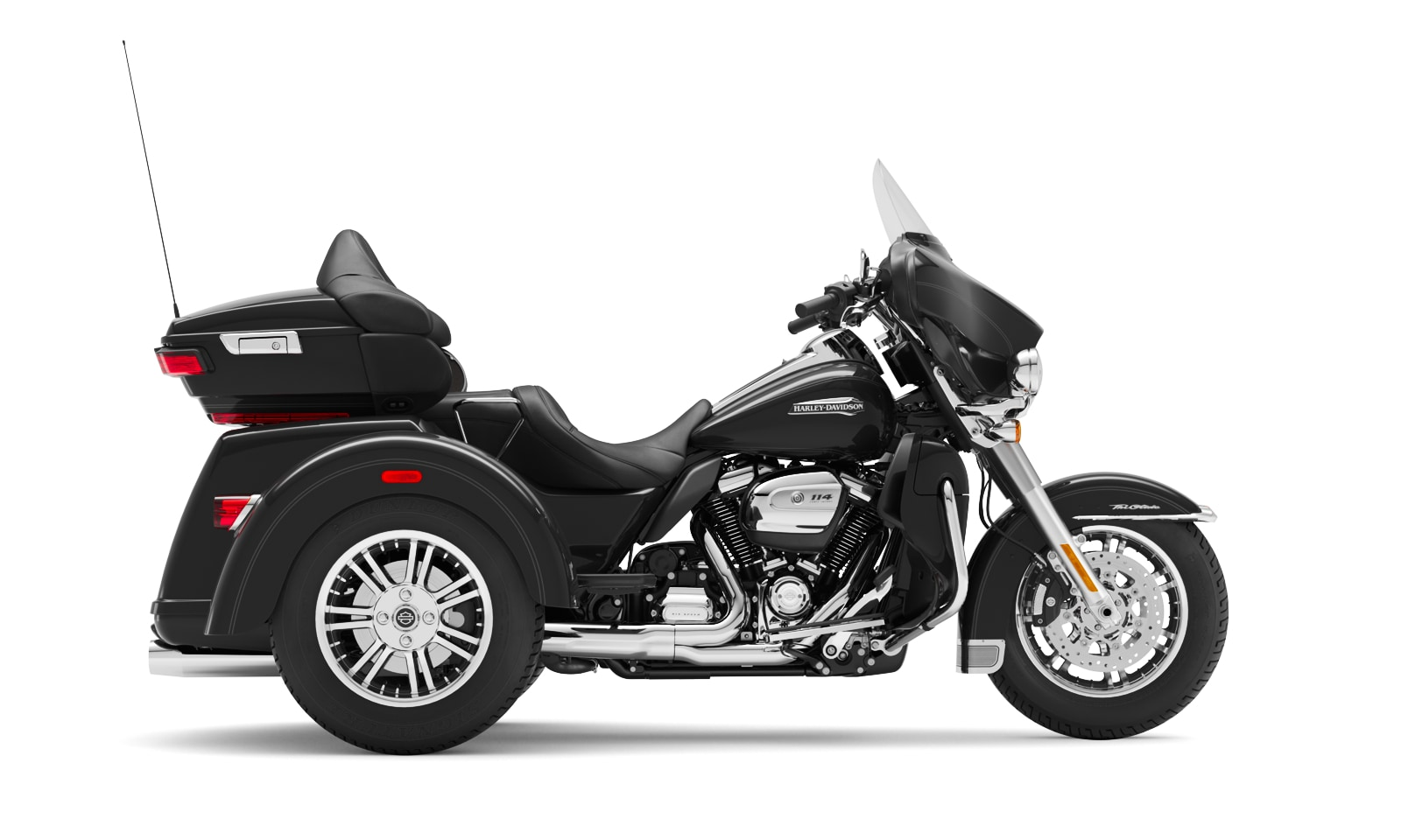 Chrome 6 Volt Battery Top Cover,for Harley Davidson,by V-Twin