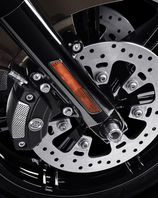 2020 Ultra Limited motorcycle wheel