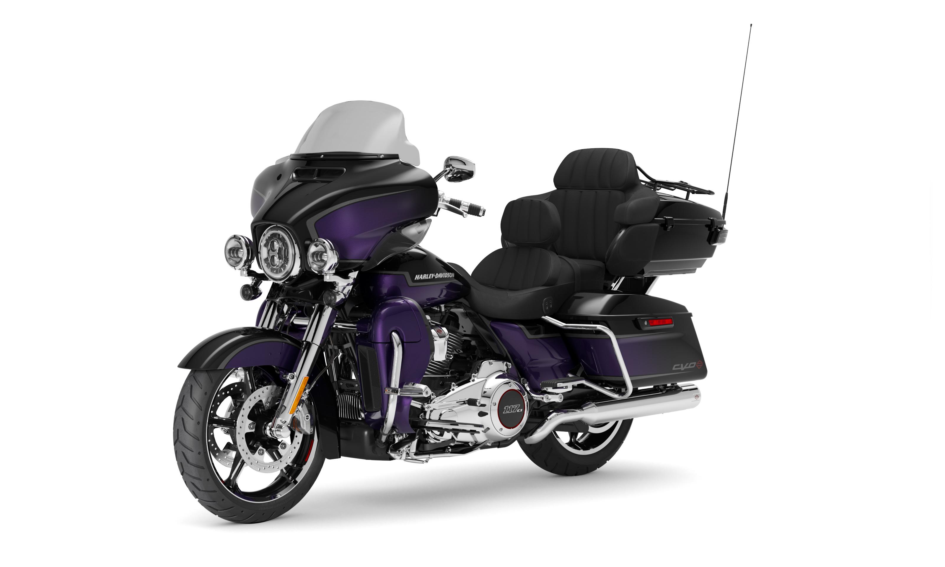 Motocicleta Cvo Limited 2021 Harley Davidson Brasil
