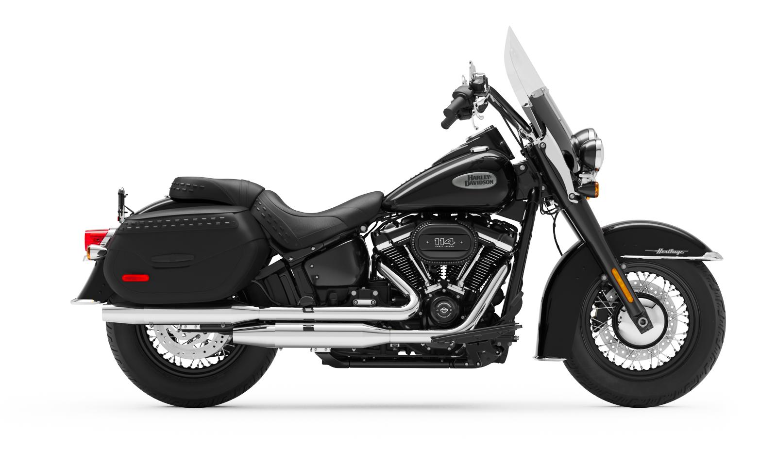 Motocicleta Heritage Classic 2021 Harley Davidson Brasil