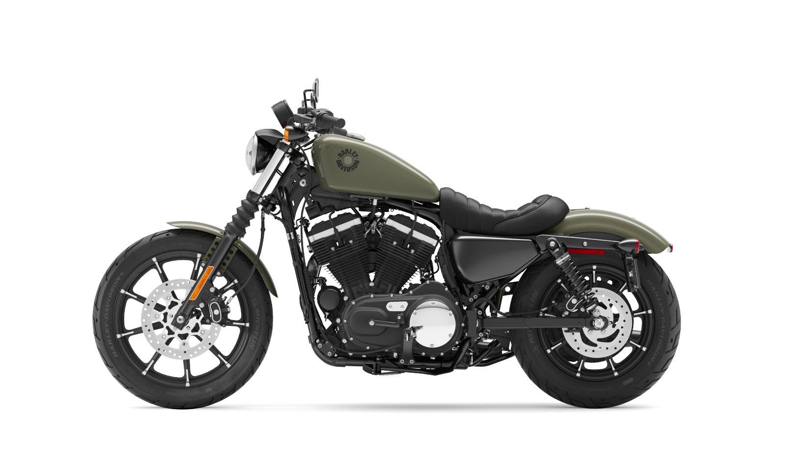 Motocicleta Iron 883 2021 | Harley-Davidson México