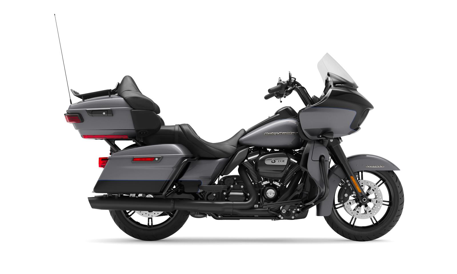 Motocicleta Road Glide Limited 2021 Harley Davidson Brasil