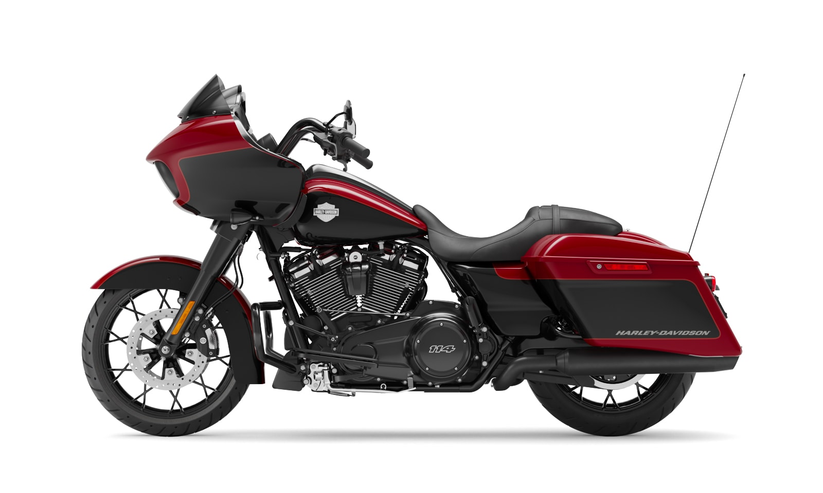 Motocicleta Road Glide Special 2021 Harley Davidson Brasil