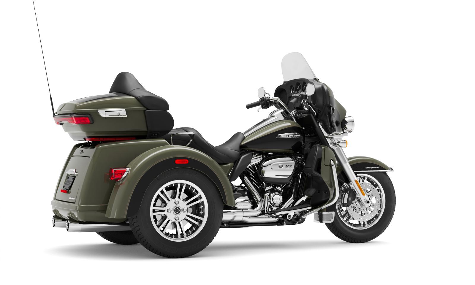 2021 Tri Glide Ultra Motorcycle Harley Davidson Usa
