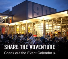 Share The Adventure - Check out the Event Calendar